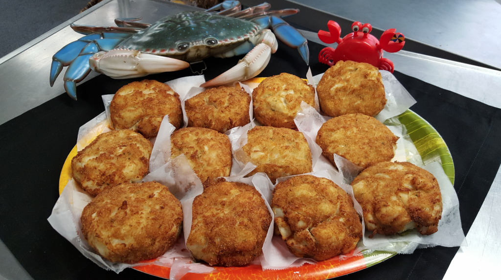 Famous Crab Cakes