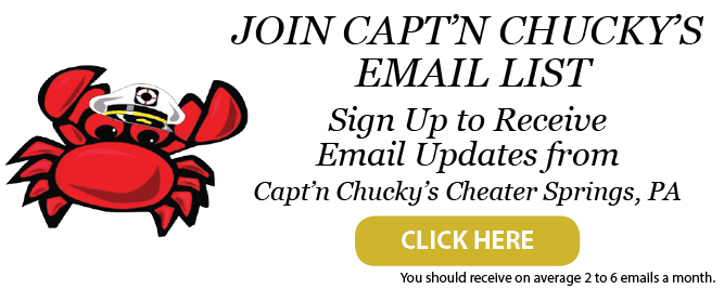 email list chester springs pa captn chuckys
