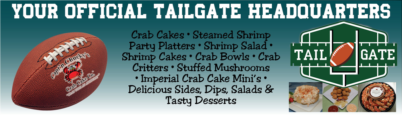 tailgate party meals